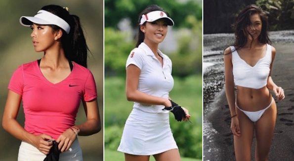 Instagram sensation Muni He earns LPGA card, goes after Paige Spiranac