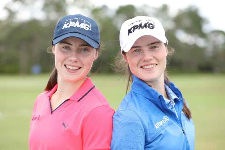 Lisa Maguire retires from golf aged 24 to grow women's game in Ireland
