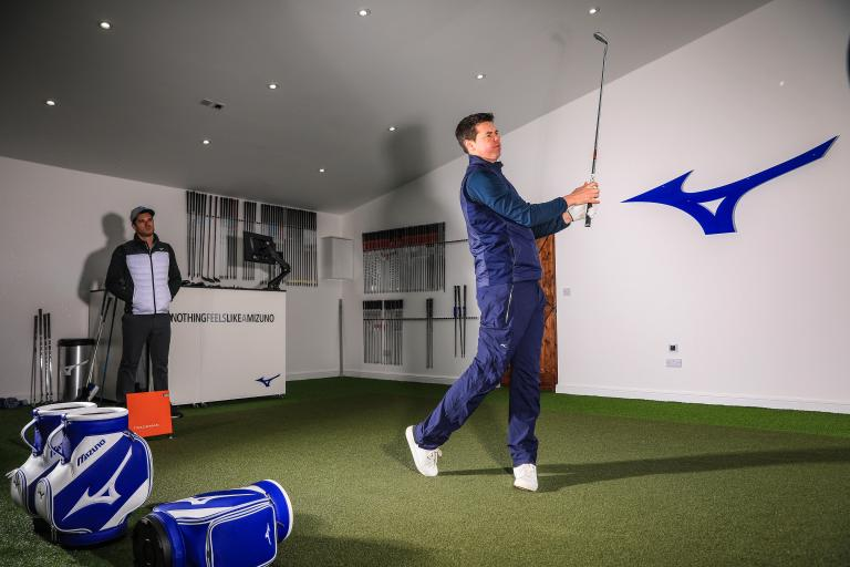 Mizuno makes Tour Fit Experience bookings available at Bearwood Lakes