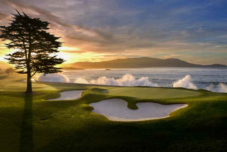 14 stunning pictures of US Open venue Pebble Beach