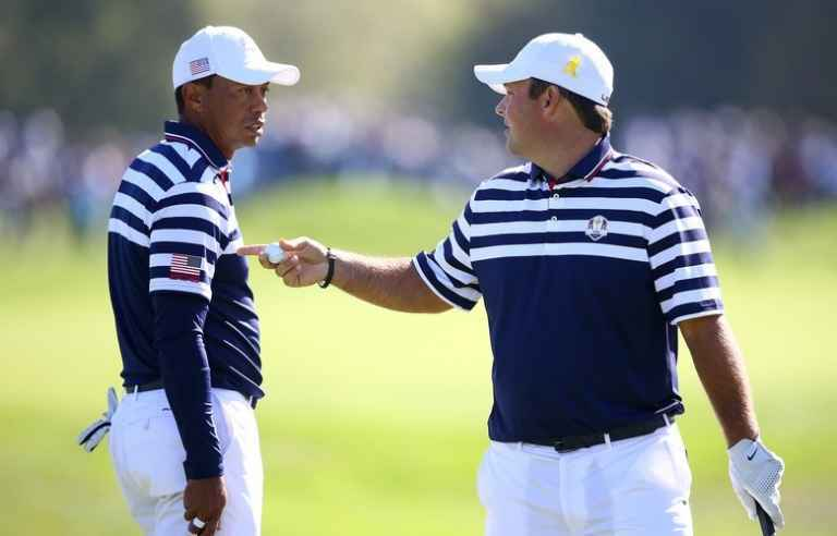 """Patrick Reed says he intends to make """"Tiger's whole team better"""""""
