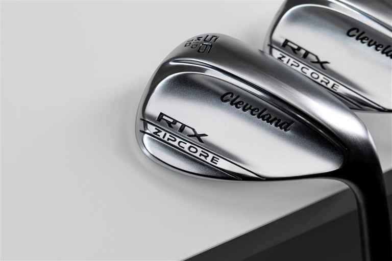Cleveland Golf reveals new RTX ZipCore wedges