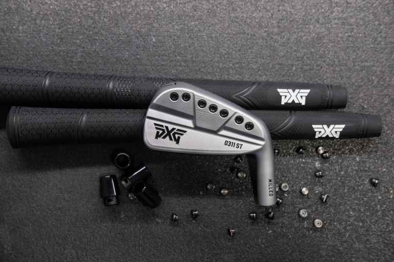 PXG 0311 ST irons are something very special - FIRST LOOK