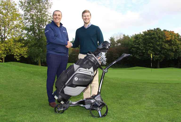 Motocaddy secures new investment to drive growth & innovation