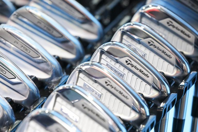 Standard iron sets FLYING off the shelves at Silvermere Golf Store