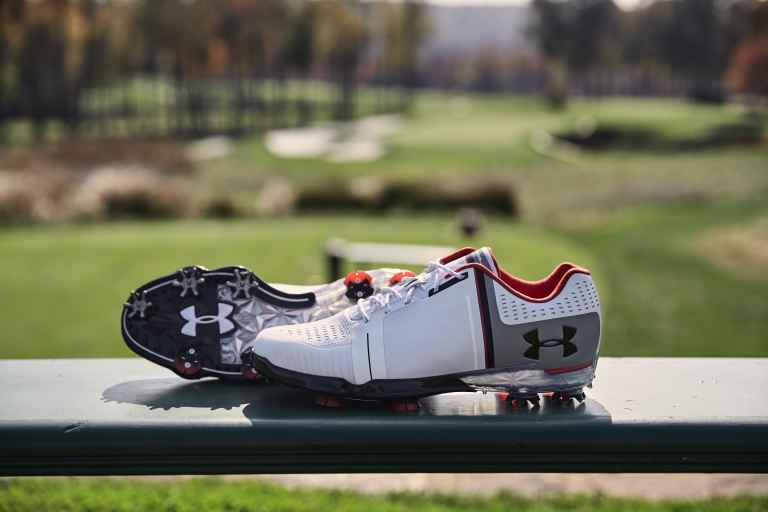 jordan spieth launches spieth one golf shoe with under armour