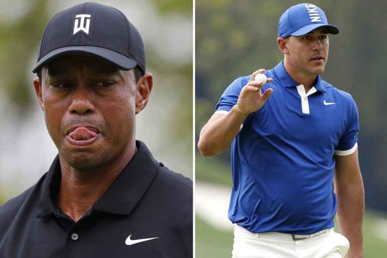 Brooks Koepka snubs Tiger Woods' plea for Open practice round