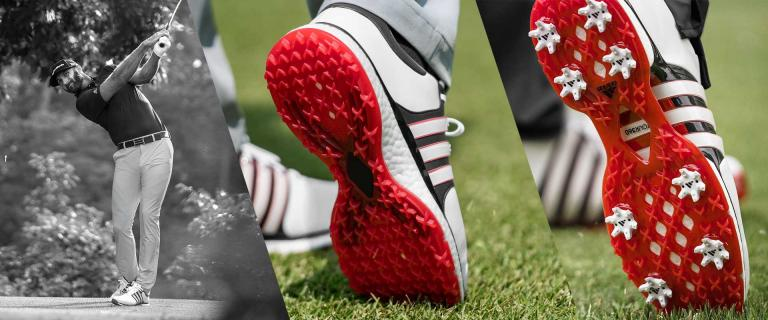 77d0d9c5c26 adidas Golf Tour 360 XT and Tour 360 XT spikeless shoes  FIRST LOOK ...