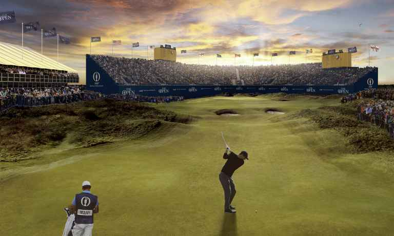 The Open 2019: Tiger Woods and Rory McIlory round 1 tee time