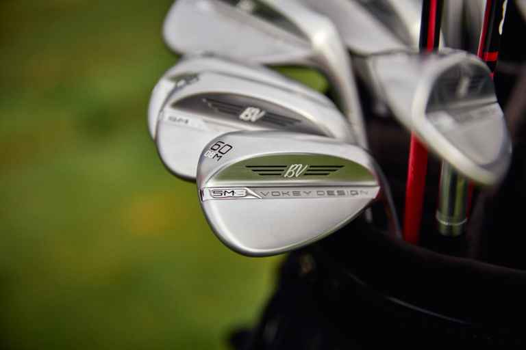 Titleist SM8 Wedges made available to PGA Tour pros at RSM Classic
