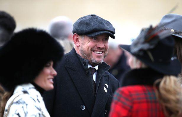 Lee Westwood wins nearly £50,000 at Cheltenham Races
