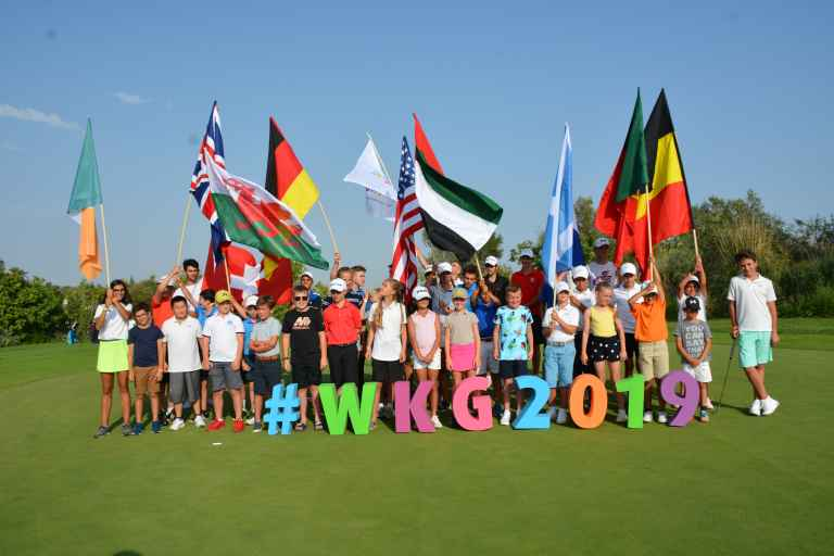 Amendoeira's fresh 2020 vision for World Kids Golf