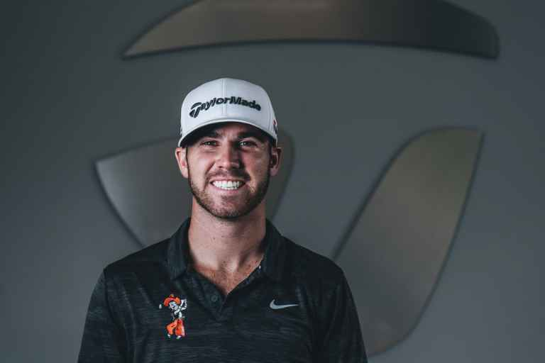Matthew Wolff signs multi-year full bag deal with TaylorMade