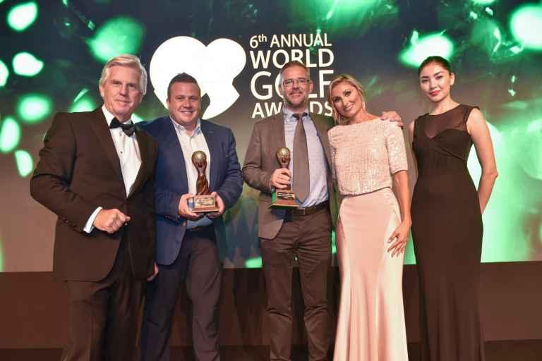 Titleist named 'World's Best Golf Club Brand' at World Golf Awards