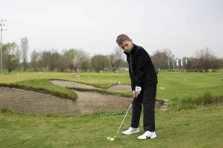 Galvin Green brings out biggest ever junior range