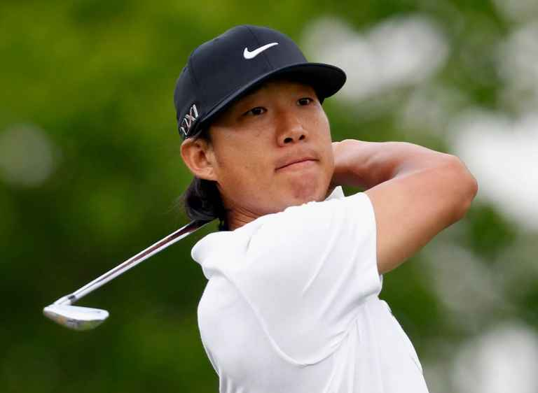 Anthony Kim changed waitress' life with five-figure tip