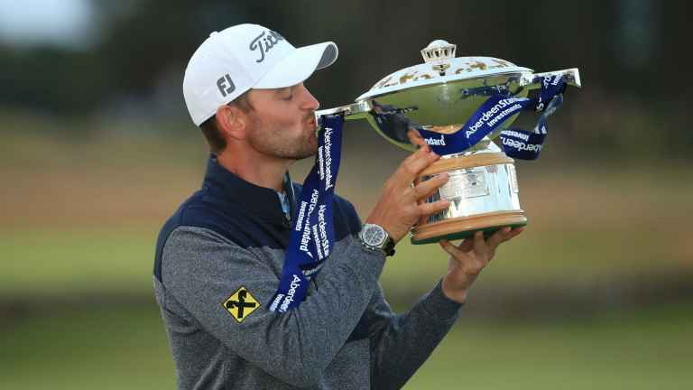 Bernd Wiesberger wins the Scottish Open - What's in the bag?