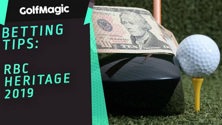 RBC Heritage betting tips
