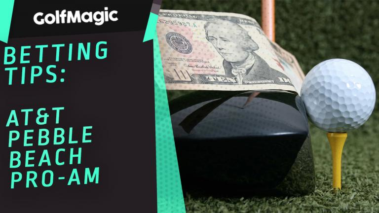 Betting Tips: AT&T Pebble Beach Pro-Am