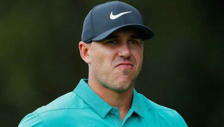 Brooks Koepka 'blacks out' during round