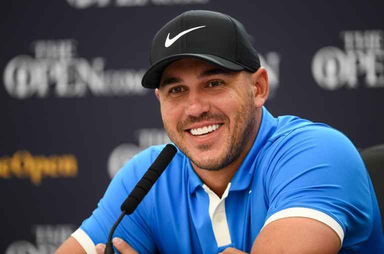 Brooks Koepka reveals why he didn't text back Tiger Woods