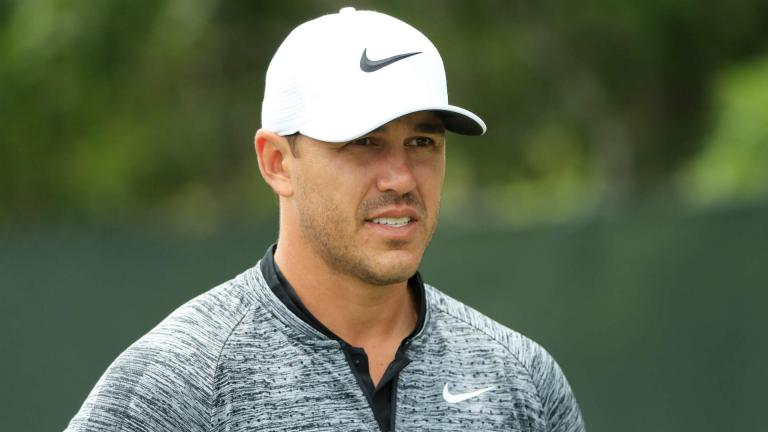 Brooks Koepka goes on rant after not being invited to press conference