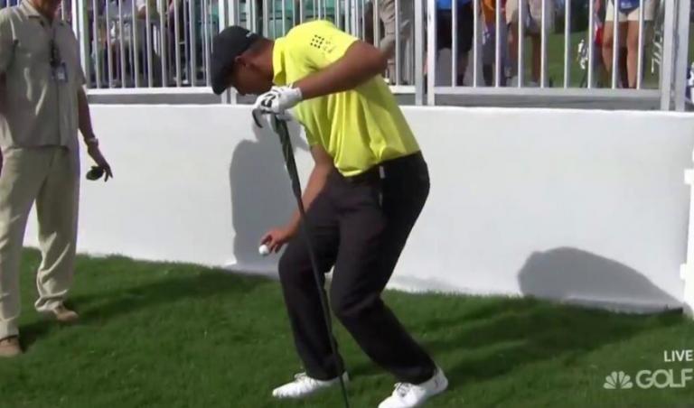 """Bryson DeChambeau on new golf drop rule: """"It's a bit absurd..."""""""