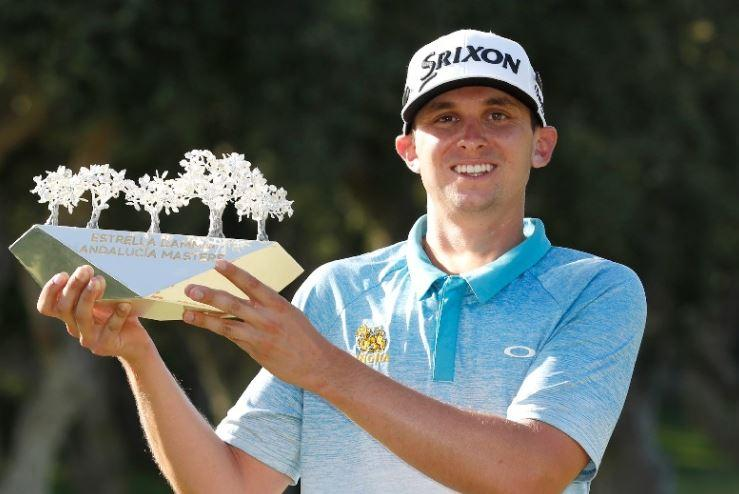 John Catlin wins maiden European Tour title at Valderrama