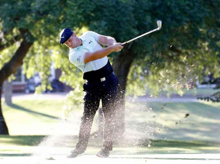 Bryson DeChambeau shocks golf fans with MONSTER physique