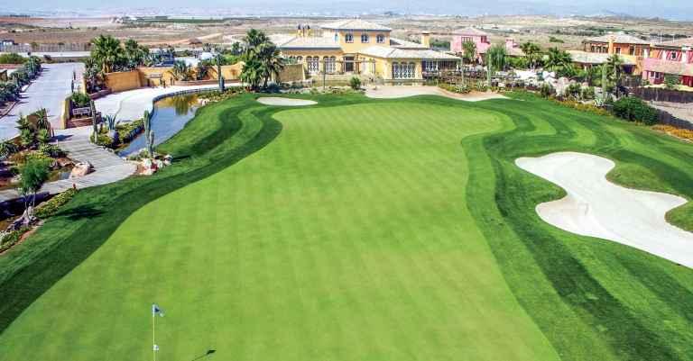 PGA Europro top 60 confirm their spots for Desert Springs