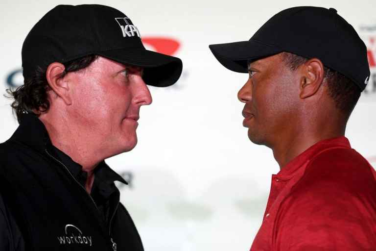 Tiger Woods and Phil Mickelson set for coronavirus charity golf match