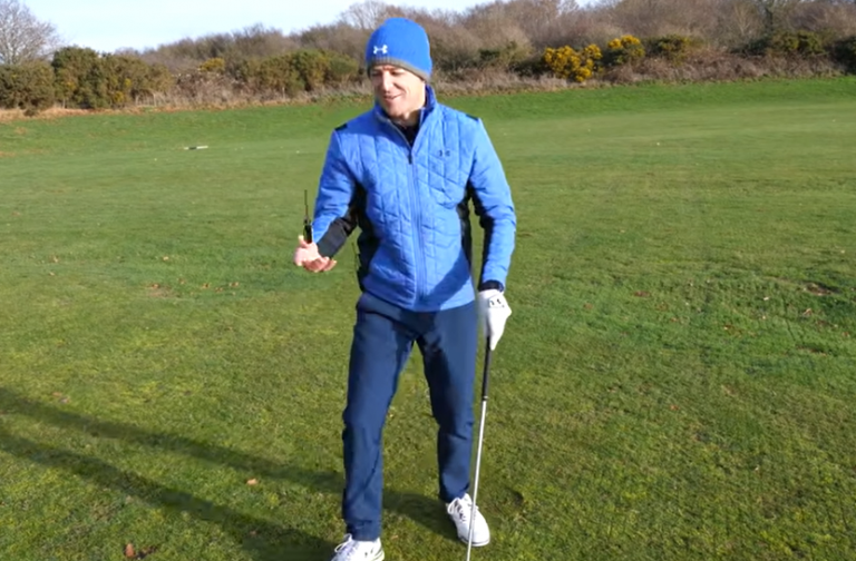 How to COMPRESS your irons consistently on the golf course