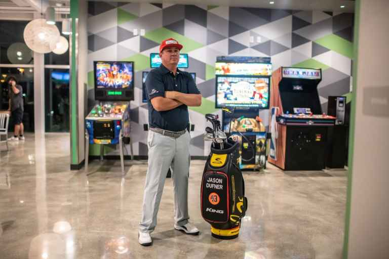 COBRA Golf signs Jason Dufner