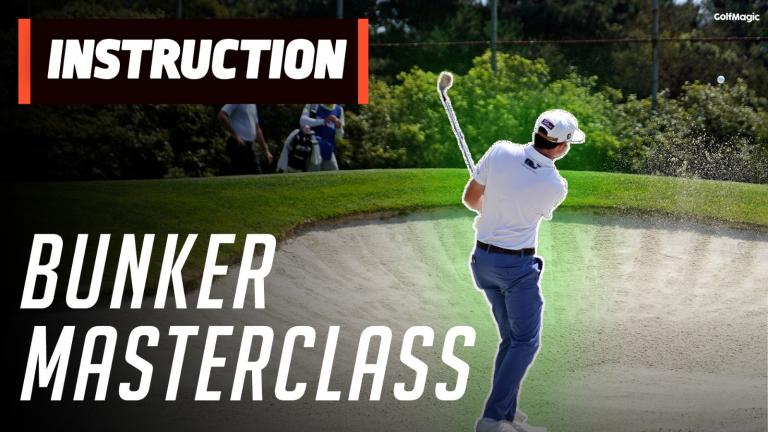 How To Boss The Bunkers - just try these 4 simple drills