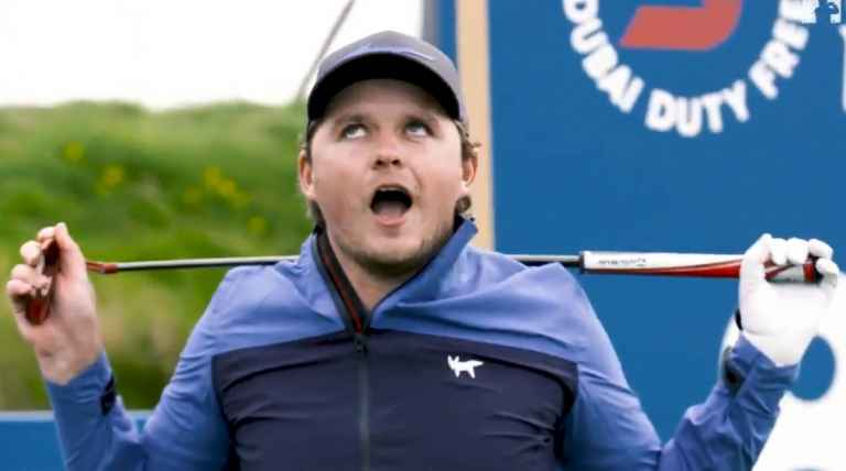 Eddie Pepperell apologises over Twitter comments