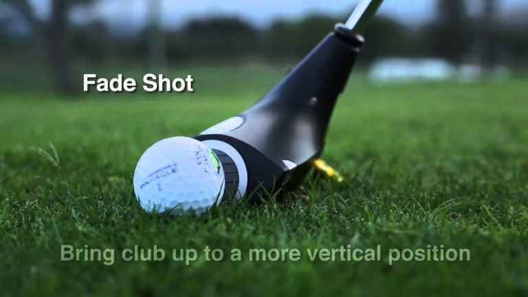 The swingless golf club that makes it easy for anyone to play the game