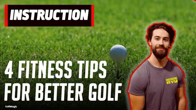 Golf Gym Sessions: Gain Distance Over Lockdown By Improving Your Fitness
