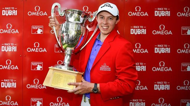 Fitzpatrick defends European Masters title with playoff triumph
