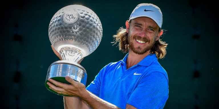 Tommy Fleetwood wins the Nedbank Golf Challenge