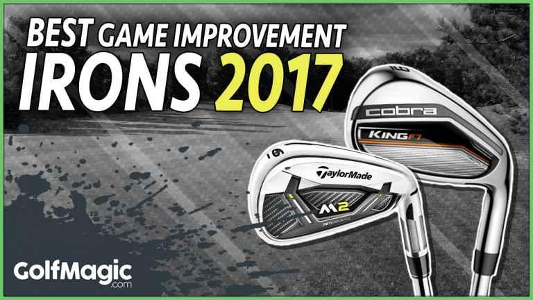 best game improvement irons golf 2017