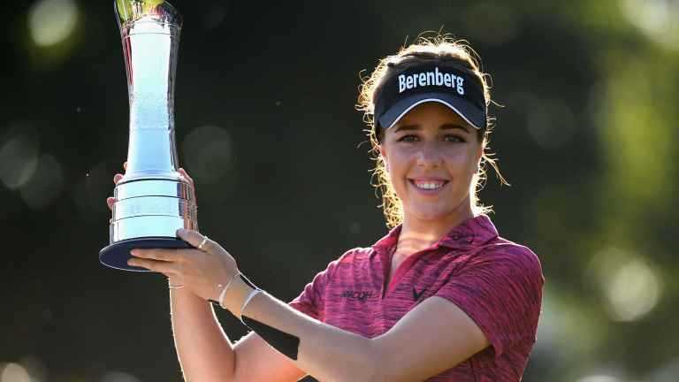 Women's British Open prize money BOOSTED by 40%