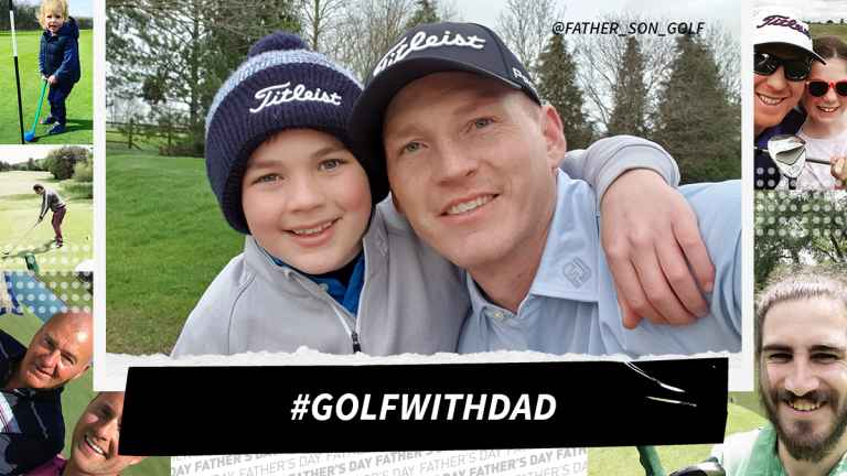 American Golf launches 'Golf With Dad' competition for Father's Day
