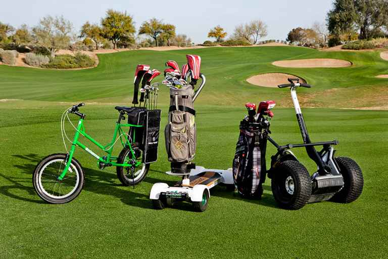 Which new technological golf gadget, gizmo and craze is for you?!