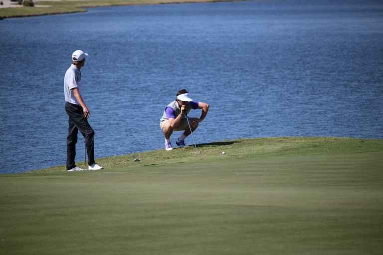 Coronavirus golf guidelines improving pace of play
