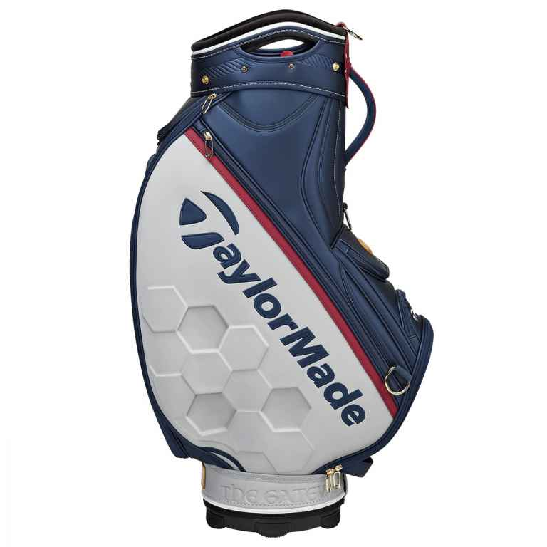 OPEN PRIZES! TaylorMade Tour bag, FJ shoe, Motocaddy bag, Sergio shoe