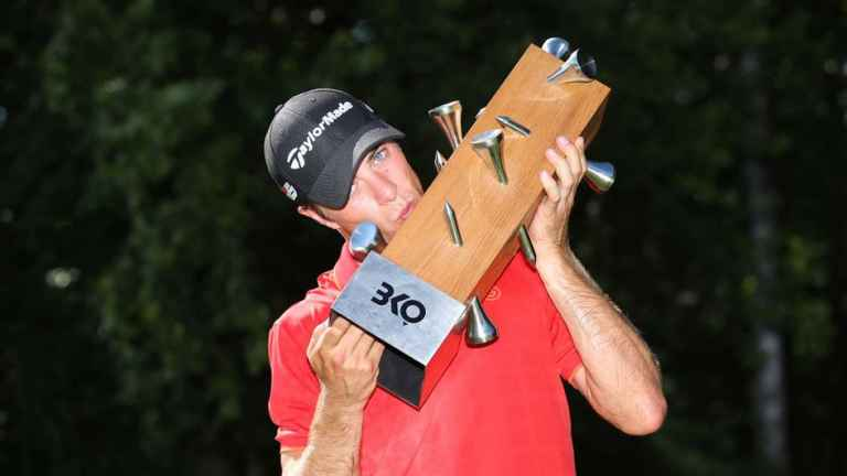 GolfMagic blogger Guido Migliozzi wins the Belgian Knockout