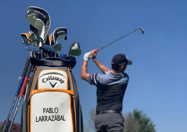 Pablo Larrazabal reveals HUGE carry distances ahead of WGC-Mexico