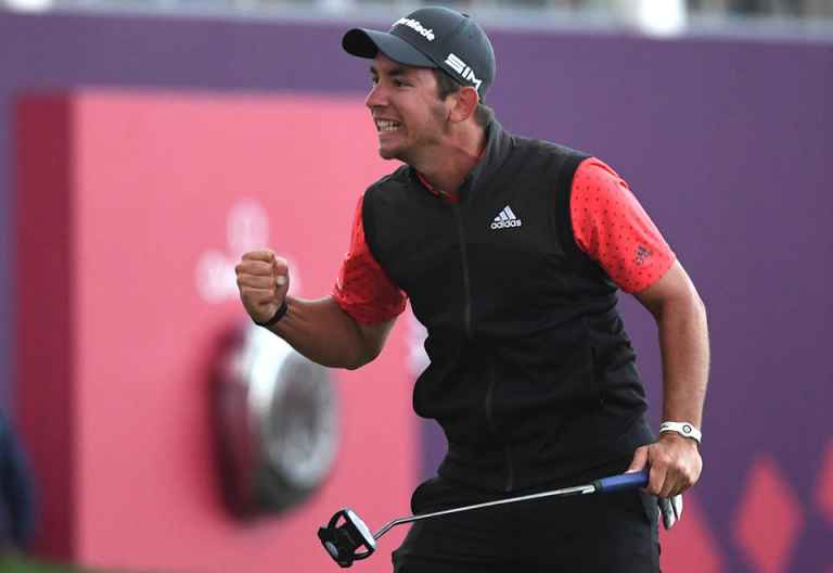 How much every player won at the Omega Dubai Desert Classic