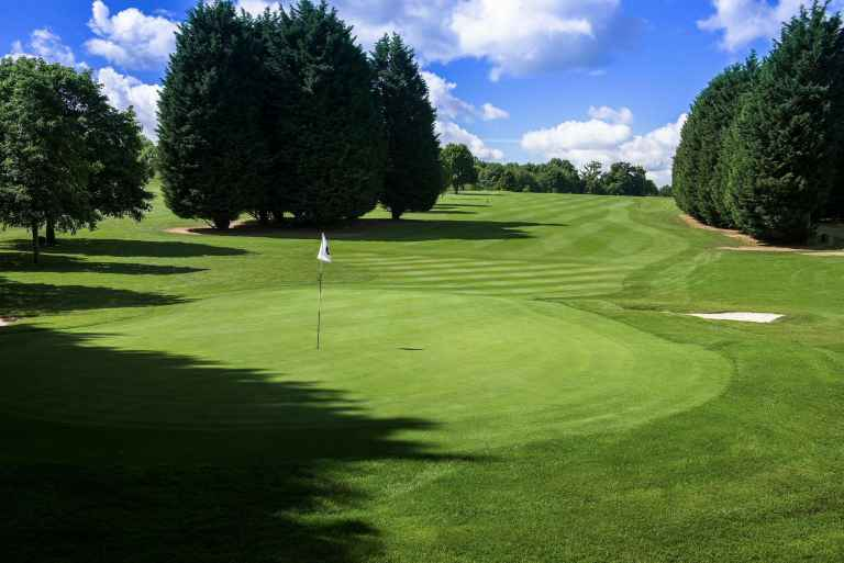 Tewkesbury Park's new-style golf breaks dare to be different