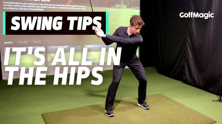 Swing Tips: It's all in the HIPS!